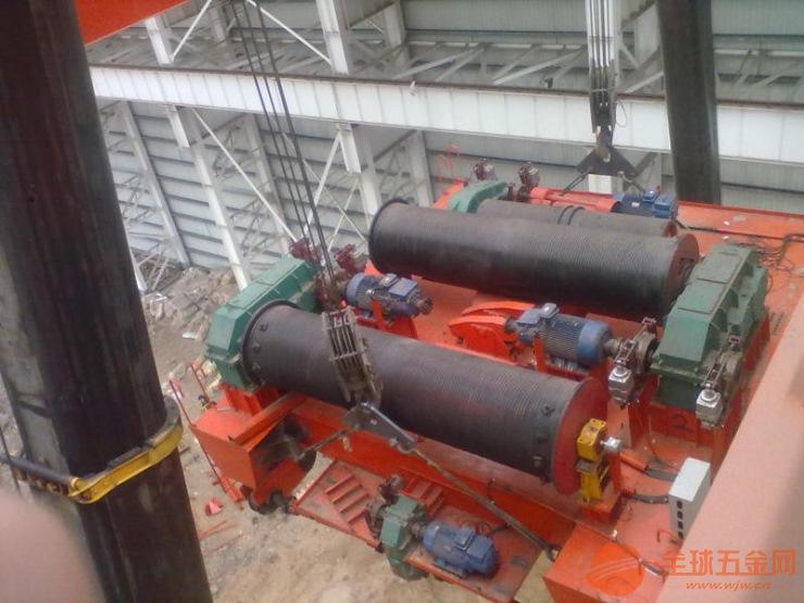 莱芜莱城二手70吨起重设备闲置