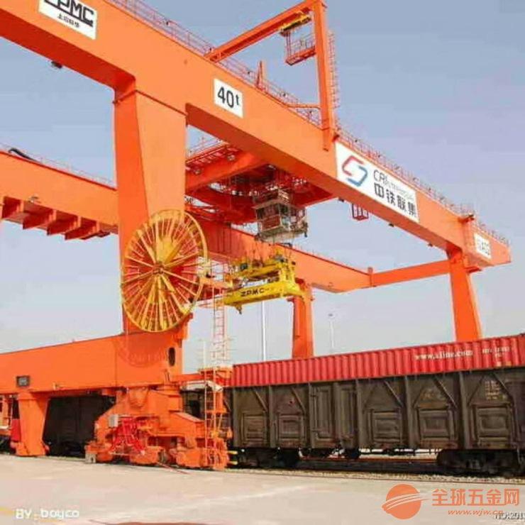 廊坊广阳二手180吨卷扬机龙门吊