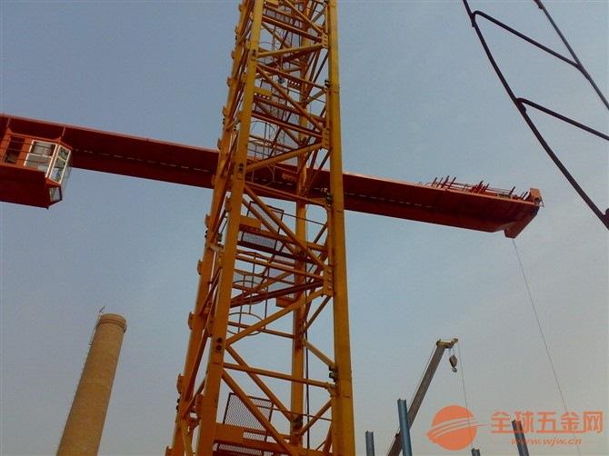 九江市共青城市:二手MH型吊钩桥式起重机处理