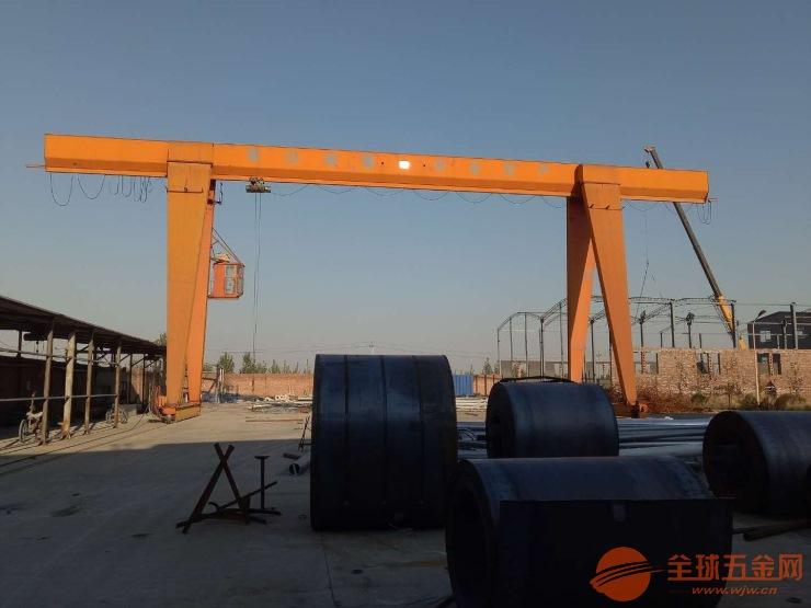 永州市二手龙门吊道轨哪有回收