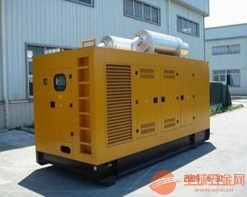 大型柴油發電機