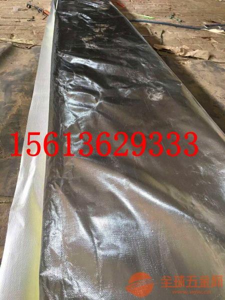 直销贴铝箔玻璃棉制品 专业出口加工钢结构专用玻璃棉卷毡