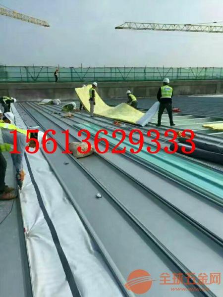 供应钢结构大棚 鸡舍 猪舍保温用建材 玻璃棉卷毡抽真空运输150031