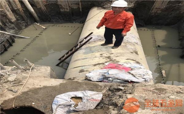 三门峡水下堵漏施工提供注浆堵漏施工技术