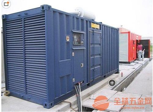 南京靜音型柴油發電機租賃+出租應急發電車