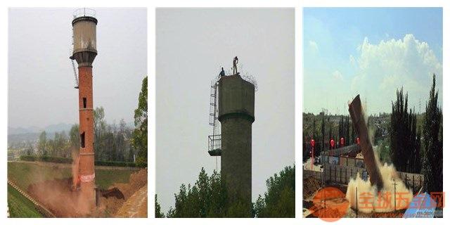 安阳烟囱拆除施工公司/欢迎访问