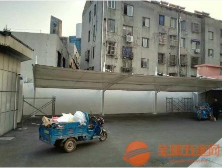 合肥膜结构停车棚安装多少