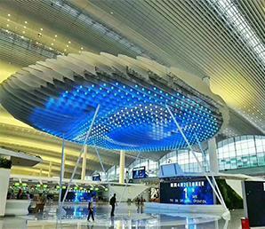 广州白云机场T2航站楼