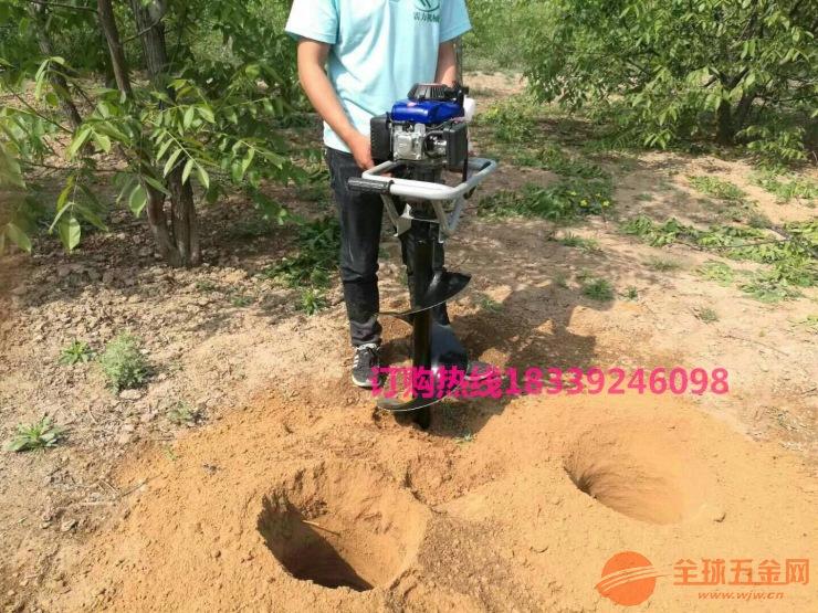 专业栽苗种植打孔机图片