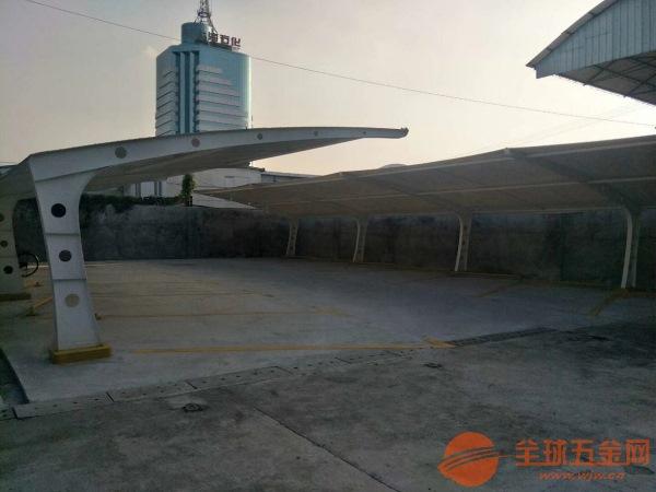 松江区PVDF高透光膜结构停车棚制作安装价格