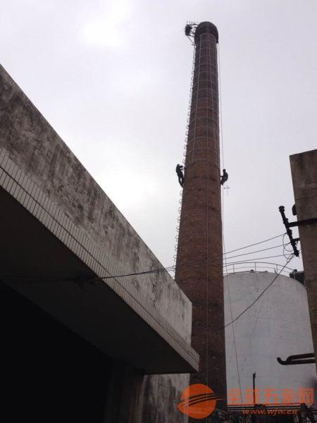 虞城县烟囱整体拆除