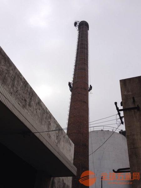 梁园区混凝土烟囱拆除