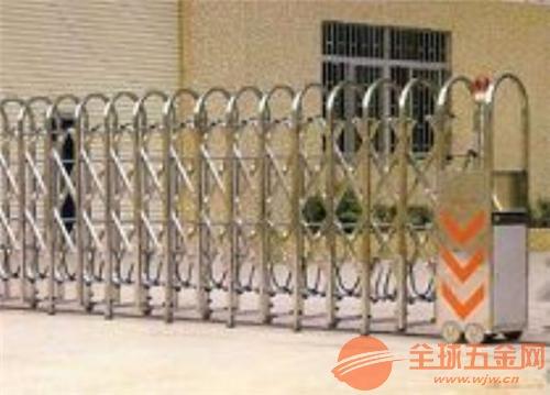昆山开发区安装一个电动伸缩门多少钱