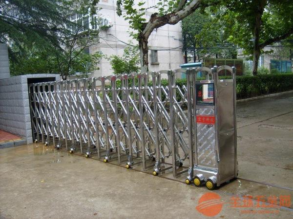 张浦镇哪里有伸缩门安装公司