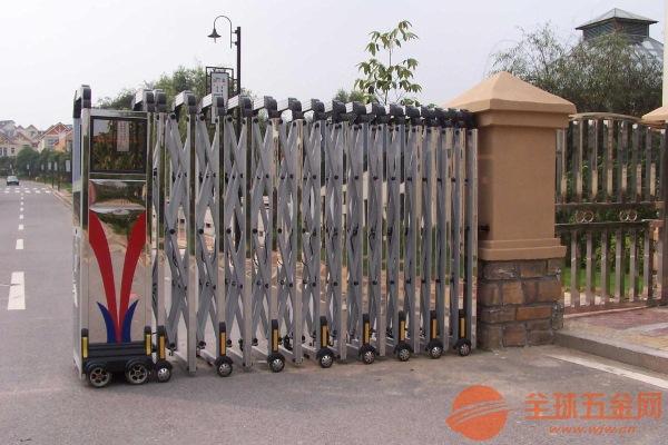 相城区安装一个电动伸缩门多少钱