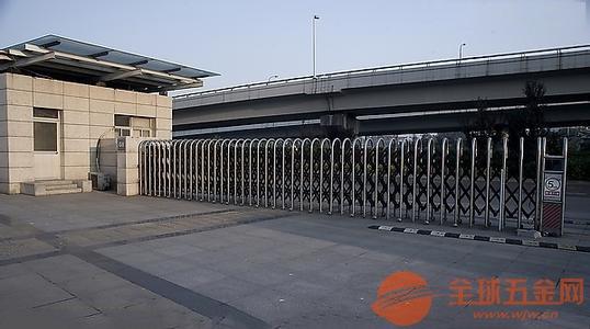 张家港安装一个电动伸缩门多少钱