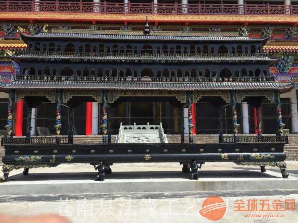 寺庙长方形香炉|长方形香炉厂家