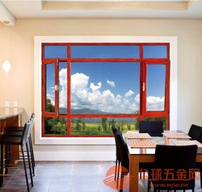 85系列平开窗晋江窗纱一体平开窗生产厂家
