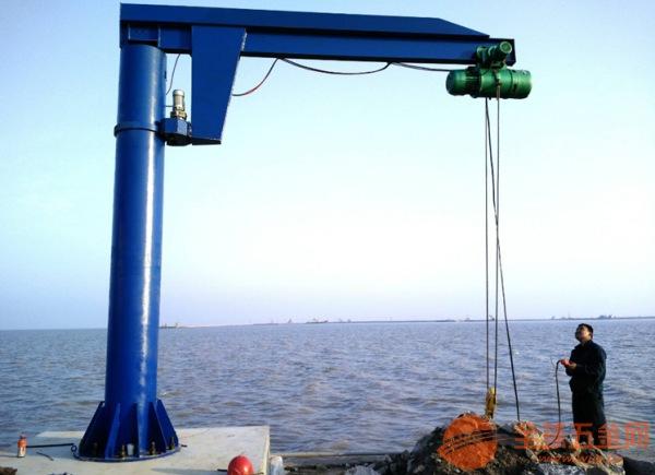 5吨电动单梁起重机
