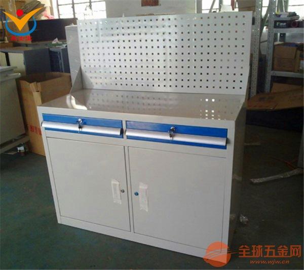 鞍山工地工具柜 带挂板