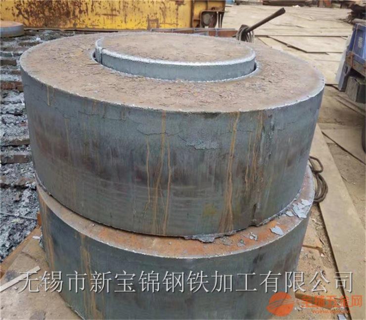 青浦区锻压钢板切割法兰盘单位