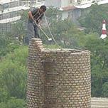 通江县砖烟囱拆除公司