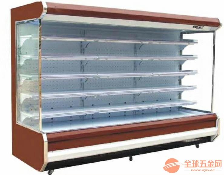 尼柏风幕柜水果保鲜柜水果保鲜柜水果酸奶冷藏展示柜超市风幕柜
