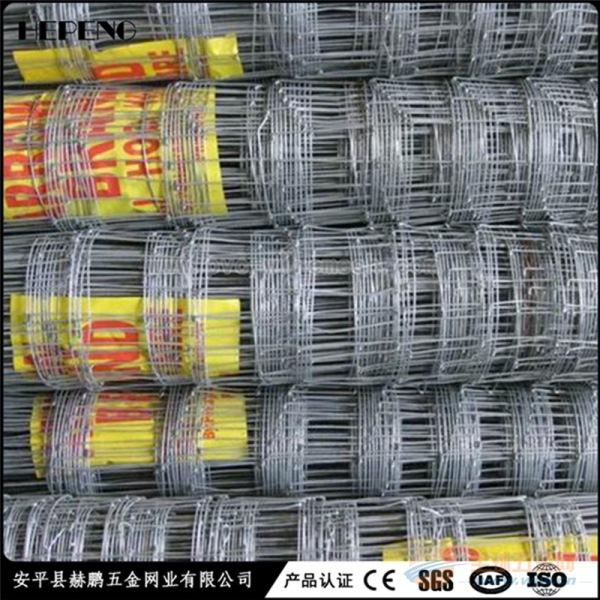 草原防護欄是在中國內蒙古草原上廣泛使用的一種護欄網