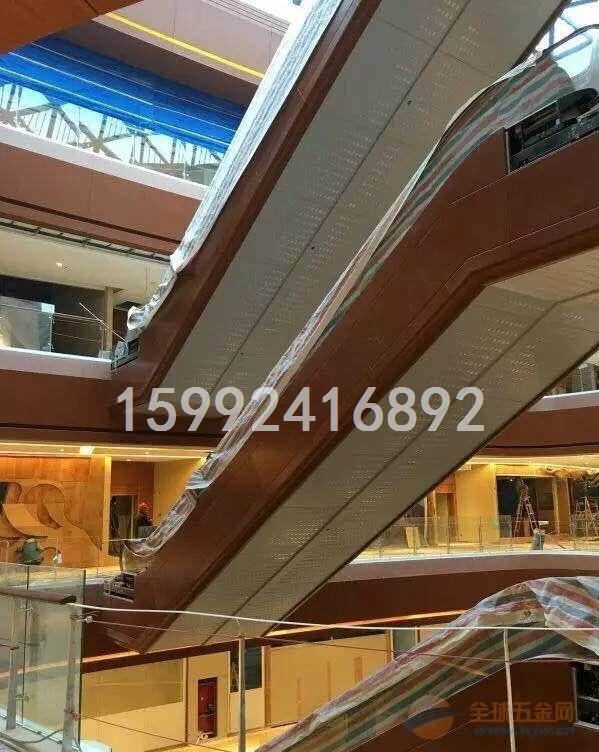 德普龙大厅南京立柱包柱铝单板