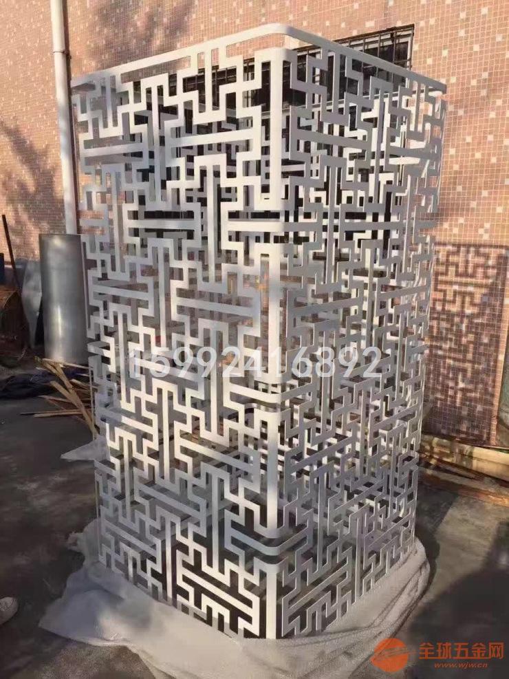 西城区外墙门头银灰色广汽丰田门头铝单板规格