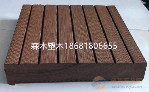 卢龙县森木塑木高耐竹木地板