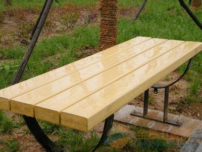 无极县森木塑木竹木地板室外