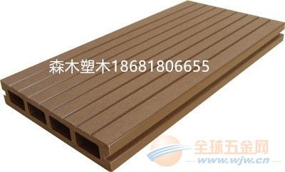 安装施工修理售后西宁塑木地板-西安户县木森新型塑木厂