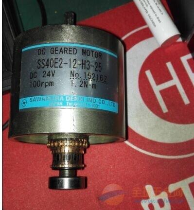 泽村电机SS40E8-L4-100价格