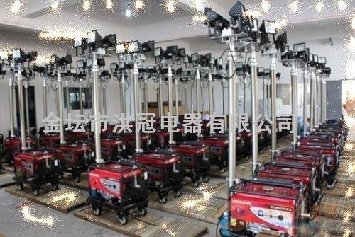 徐州SFW6120多功能移动升降工作灯大型施工专用