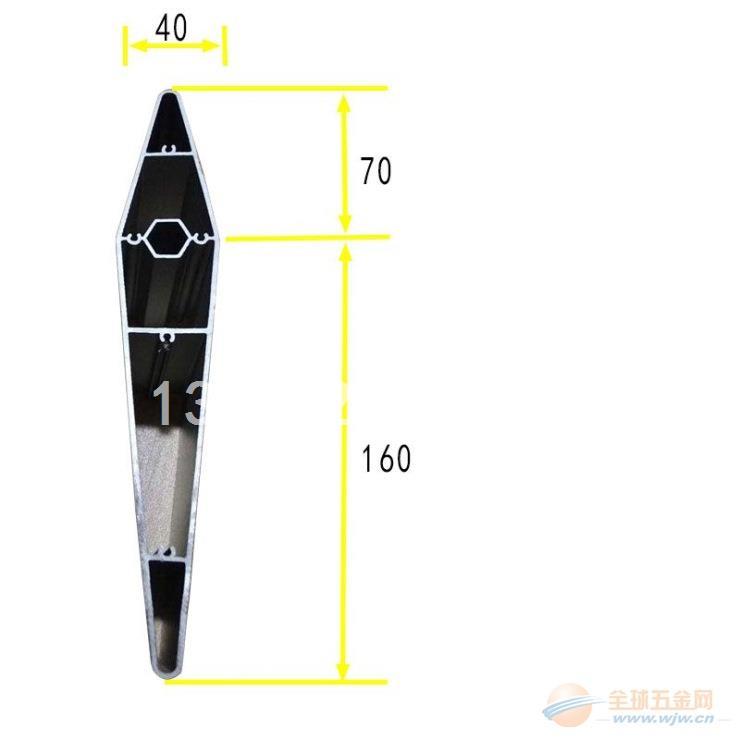 新疆东风日产德普龙40*230大小头遮阳百叶长期合作品牌
