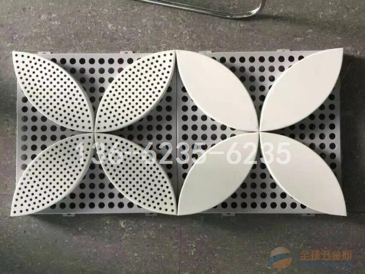 支柱雕刻铝幕墙板_支柱雕花铝单板每平方价格