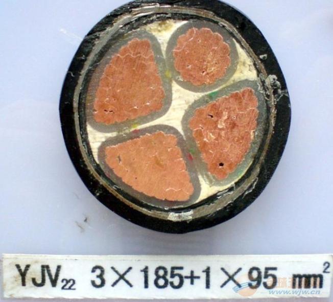 銅芯電力電纜
