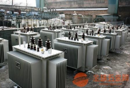 东莞大岭山变压器回收厂家