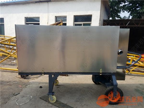 自贡180型粪便甩干机 养殖场粪池处理机