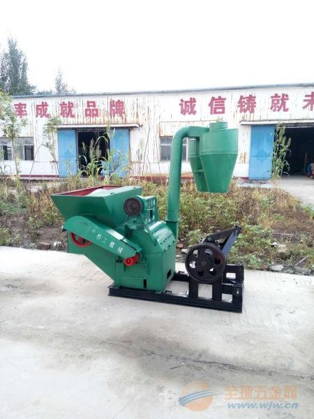 夏县自动进料锤片式草粉机,粉碎机地址