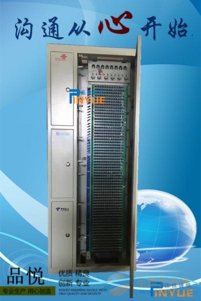 720芯三网合一光纤配线架满配介绍