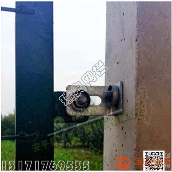 鐵路防護柵欄報價_廠家