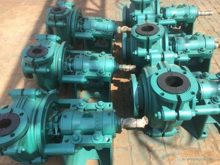 逊克县4/3AH渣浆泵(进口4寸 出口3寸)选型基本常识
