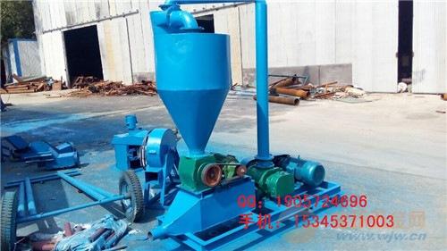 罗茨风机气力石灰粉输送机 高扬程装罐用吸料机