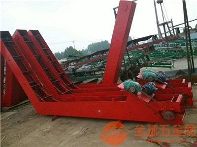 刮板输送机粮仓小型刮板输送机