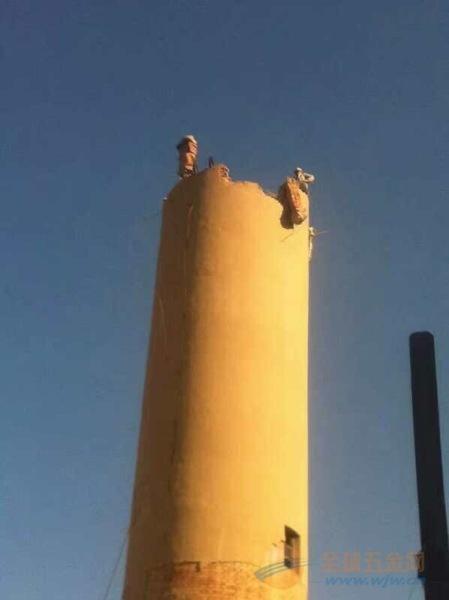 顺义区专业烟囱维修加固单位