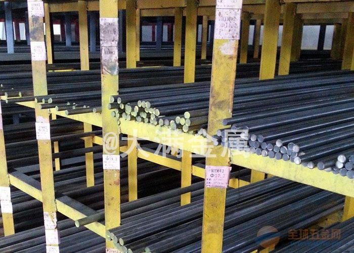 深圳65Mn弹簧钢板 65Mn模具钢圆棒