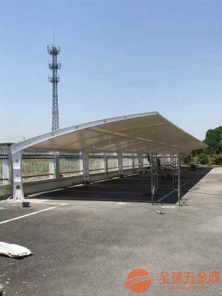 汽车棚加油站结构汽车棚