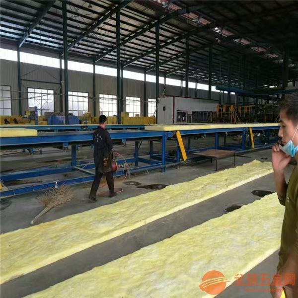 带铝箔玻璃棉卷厂家价格-玻璃棉大全-河北玻璃棉厂家